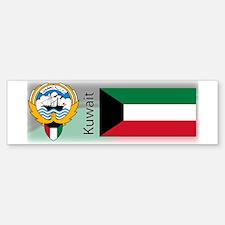 Kuwait Sticker (Bumper)