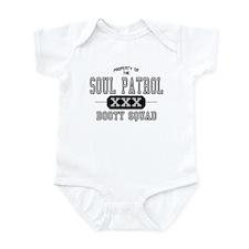 Soul Patrol Booty Squad Infant Creeper