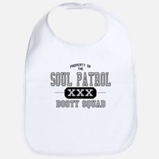 Soul Patrol Booty Squad Bib