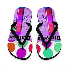 Dialysis Flip Flops
