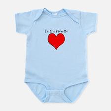 Cute Favorite daughter Infant Bodysuit