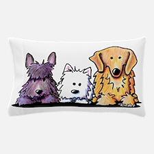 Three Dog Night Pillow Case