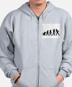Evolution Zip Hoody