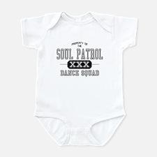 Soul Patrol Dance Squad Infant Creeper
