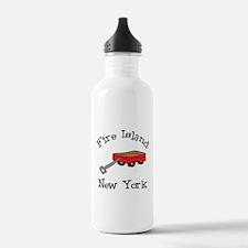 Fire Island Water Bottle