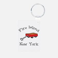 Fire Island Keychains