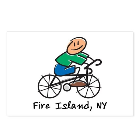 Fire Island Postcards (Package of 8)