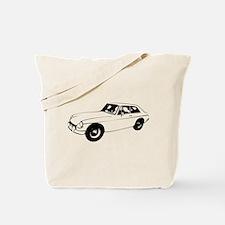 MGB GT Tote Bag