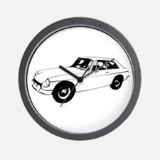 MGB GT Wall Clock