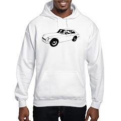 MGB GT Hooded Sweatshirt