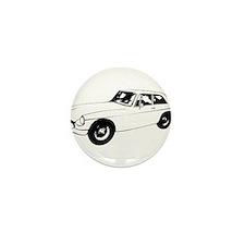 MGB GT Mini Button (100 pack)
