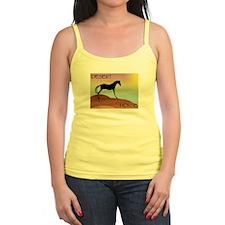 desert horse Jr.Spaghetti Strap