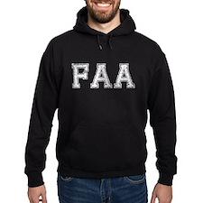 FAA, Vintage, Hoodie