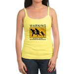 Illegal Invasion Warning Jr. Spaghetti Tank