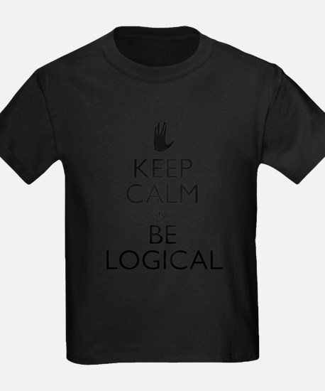 Keep Calm and Be Logical T