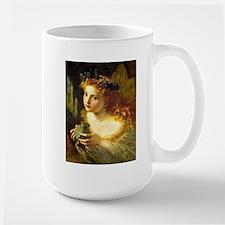 Butterfly Fairy Large Mug