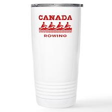 Canada Rowing Thermos Mug