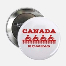 "Canada Rowing 2.25"" Button"