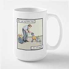 Buy Me A Robot Dog - Homework Mug