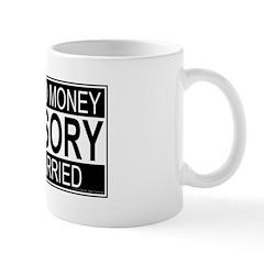 I'm Married Advisory Mug