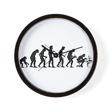 Geek Evolution Wall Clock