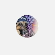 Franimals German Shepherd Mini Button (100 pack)