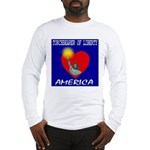 America Torchbearer of Libert Long Sleeve T-Shirt