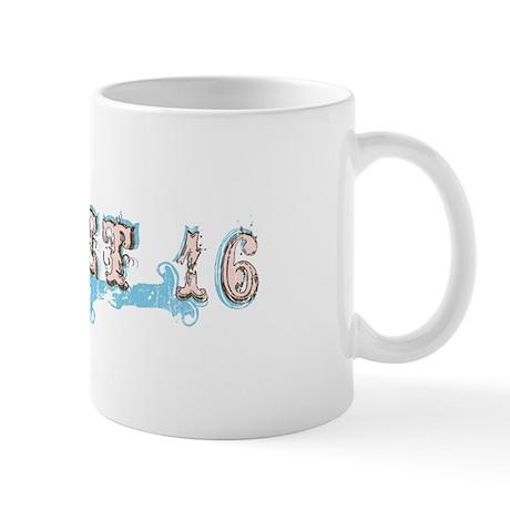 Vintage Sweet 16 Mug