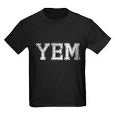 YEM, Vintage, T