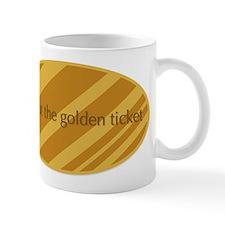 The Golden Ticket Mug