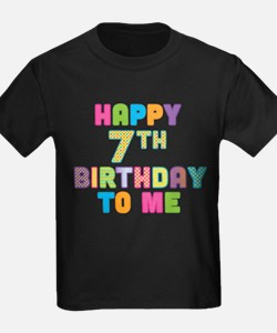 Happy 7th B-Day To Me T