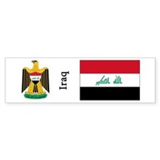 Iraq Car Sticker
