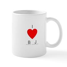 I Love BJ (Boris Johnson) Mug