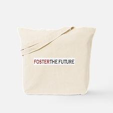 Foster the future Tote Bag