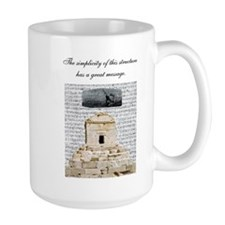 Cyrus The Great Mug