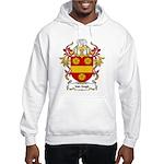 Van Gogh Coat of Arms Hooded Sweatshirt
