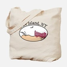Fire Island Beach Dunes Tote Bag