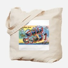 U.S. Gulf Coast Greetings Tote Bag