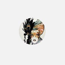faceMask_Grunge_3_apron.jpg Mini Button