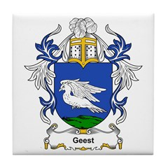 Geest Coat of Arms Tile Coaster