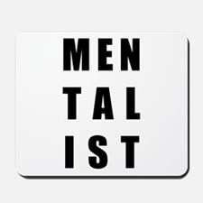 Mentalist Mousepad