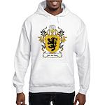 Van de Geer Coat of Arms Hooded Sweatshirt