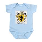 Van de Geer Coat of Arms Infant Creeper