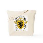Van de Geer Coat of Arms Tote Bag