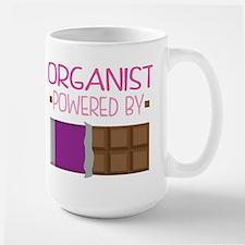 Organist Funny Music Mugs