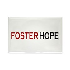 Foster hope Rectangle Magnet