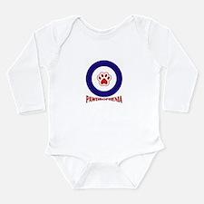 pawdrophenia.jpg Long Sleeve Infant Bodysuit