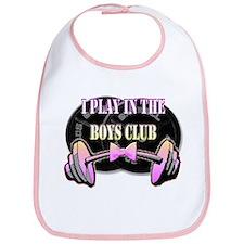 I play in the boys club Bib