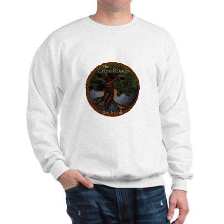 The CrossRoads Bar Grill Sweatshirt