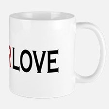 Foster love Mug
